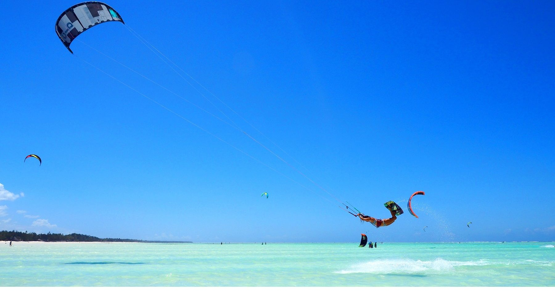 kitesurfing lessons intermediate