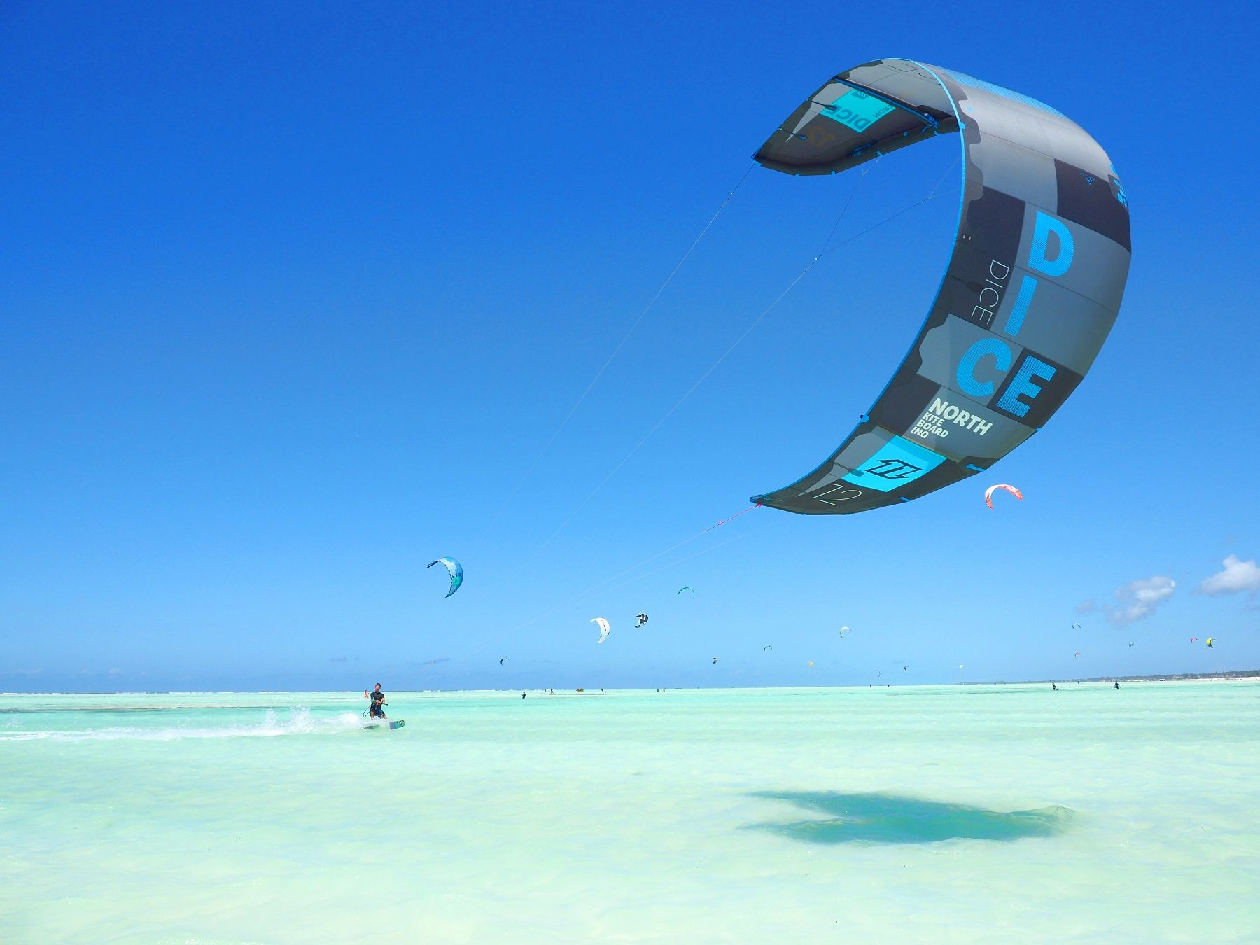 Kite centre zanzibar, review north dice 2018