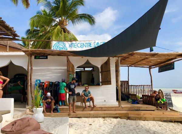 New Kite centre Zanzibar